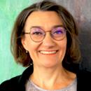 Porträt von Irmgard Stieglmayer